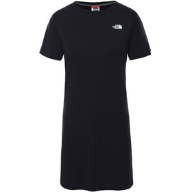 The North Face Simple Dome Tee Dress Women, negro